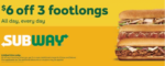 download and print this Subway coupon